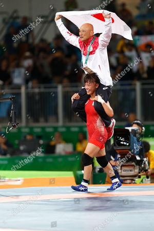 Eri Tosaka (JPN) - Wrestling :  Women's Freestyle 48kg Final