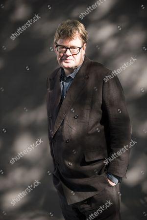 Stock Image of James Runcie