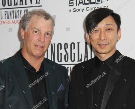 John R Graham, Takeshi Nozue