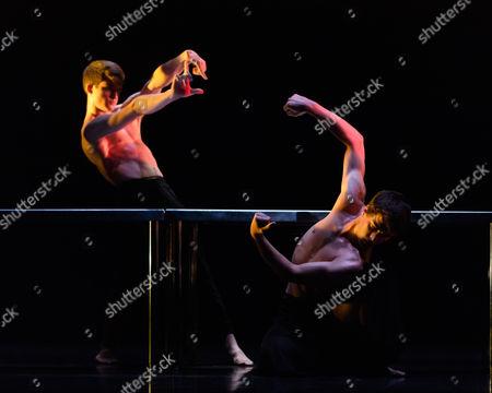 """Stock Image of """"MC 14/22"""", choreographed by Angelin Preljocaj"""