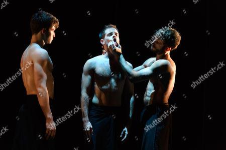 Editorial image of Scottish Ballet, Edinburgh International Festival, Scotland, UK - 18 Aug 2016
