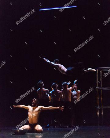 Editorial photo of Scottish Ballet, Edinburgh International Festival, Scotland, UK - 18 Aug 2016