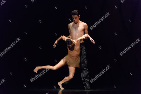 """Emergence"", choreographed by Crystal Pite"