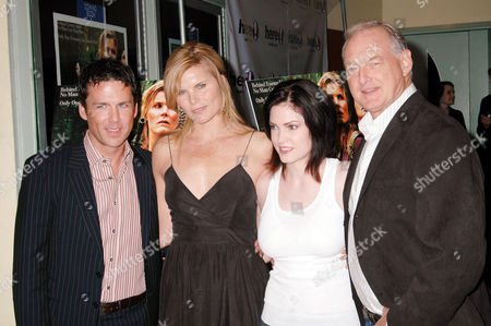 David Millbern, Mariel Hemingway, Jill Bennett and director Brian Trenchard Smith