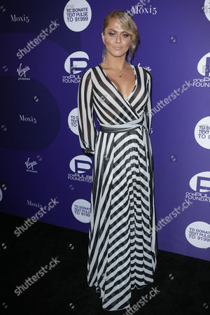 Editorial photo of onePULSE: A Benefit for Orlando, Arrivals, Los Angeles, USA - 19 Aug 2016