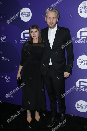 Stock Image of Gigi Rose Gray and Nicholas Littlemore