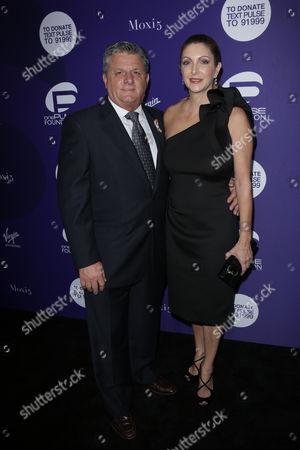 Rosario Poma and Barbara Poma