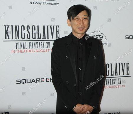 Stock Image of Takeshi Nozue