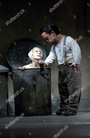 Editorial picture of BECKETT CENTENARY FESTIVAL AT THE BARBICAN, LONDON, BRITAIN - 19 APR 2006