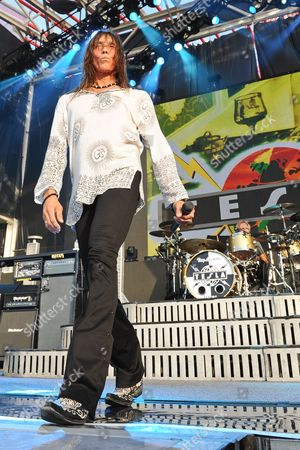 Jeff Keith of the band Tesla
