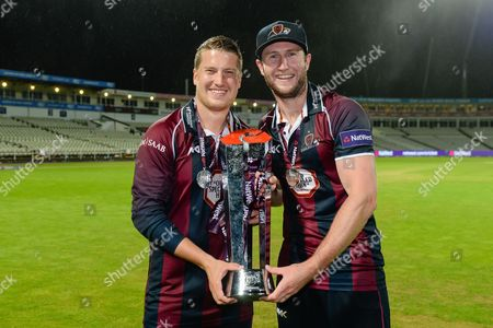 Editorial image of Northamptonshire County Cricket Club v Durham County Cricket Club, NatWest T20 Finals Day 2016 - 20 Aug 2016