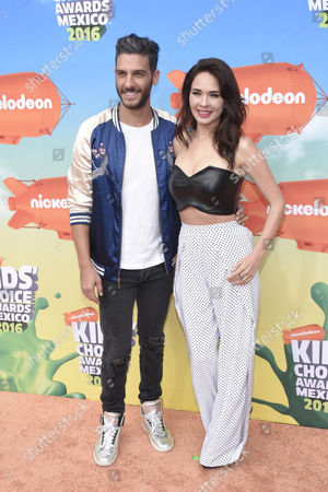 Editorial picture of Nickelodeon Kids Choice Awards, Mexico City, Mexico, USA - 20 Aug 2016