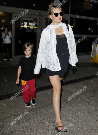 Bingham Bellamy and Kate Hudson