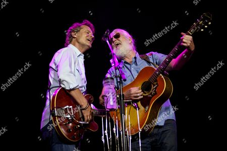 Blue Rodeo - Jim Cuddy and Greg Keelor