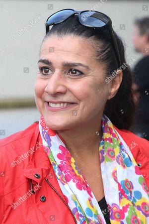 Stock Picture of Cecilia Bartoli