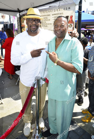 Bobby Brown, Charles Wright