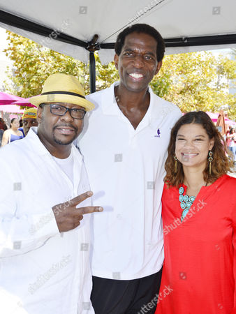 Bobby Brown, A.C. Green, Alicia Brown
