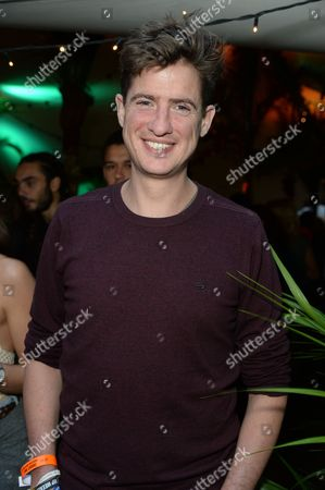 Stock Photo of Matt Barber