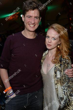 Matt Barber and Zoe Doyle