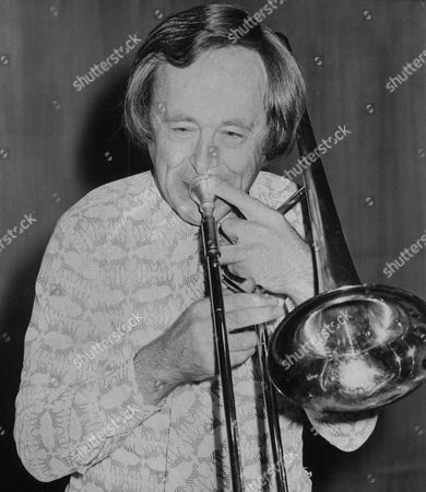 Chris Barber British Jazz Musician Best Known As A Bandleader And Trombonist. Box 698 613071696 A.jpg.