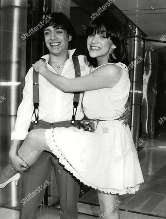 Editorial photo of Sally Ann Triplett & Stephen Fischer Are 'bardo' Britain's Entry For The Eurovision Song Contest. Box 698 713071650 A.jpg.