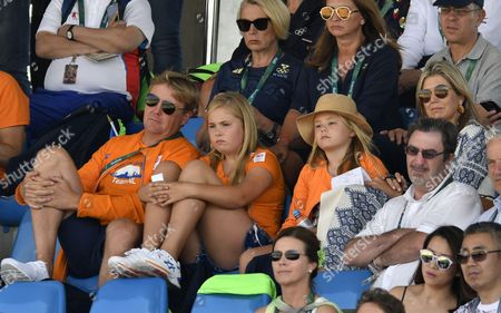 Editorial photo of Dutch Royals attend The Olympic Games, Brazil  - 19 Aug 2016