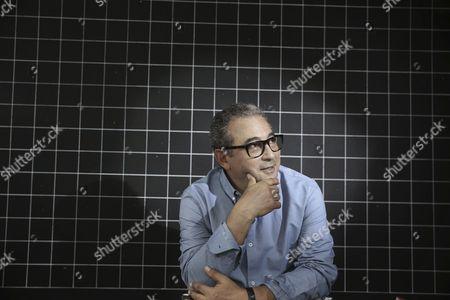 Stock Photo of Jean Touitou