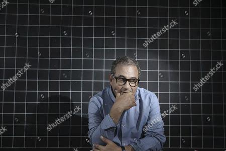 Editorial picture of Jean Touitou photo shoot, Paris, France - 22 Jun 2016