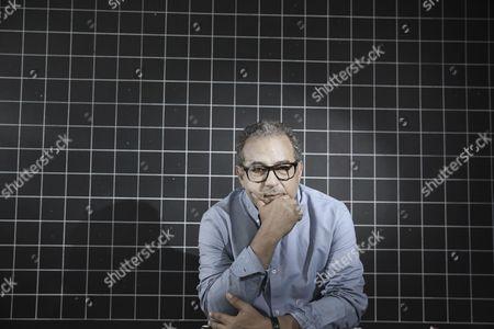 Editorial image of Jean Touitou photo shoot, Paris, France - 22 Jun 2016