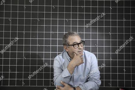 Editorial photo of Jean Touitou photo shoot, Paris, France - 22 Jun 2016