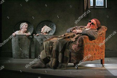 'Endgame' - Tom Hickey, Georgina Hale and Kenneth Cranham
