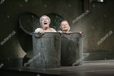 Editorial image of BECKETT CENTENARY FESTIVAL AT THE BARBICAN, LONDON, BRITAIN - APR 2006