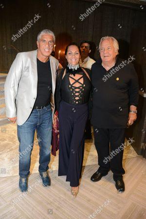 Samy Naceri, Hermine De Clermont Tonerre, Massimo Gargia