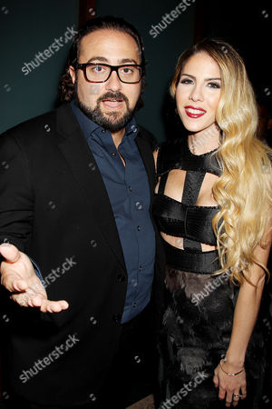"""Editorial image of New York Premiere of """"HANDS OF STONE"""" in partnership with DeLeón Tequila, NetJets, The Redbury New York and VisitPanama - After Party, USA - 22 Aug 2016"""