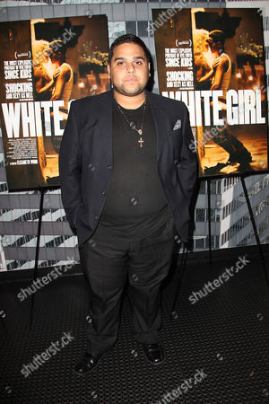 Editorial picture of New York Premiere of 'WHITE GIRL', USA - 22 Aug 2016