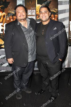 Adrian Martinez and Ralph Rodriguez