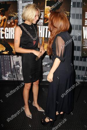 Annabelle Dexter-Jones and Elizabeth Wood (Director)