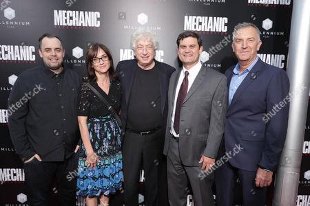 Jean McDowell, Eda Kowan, Avi Lerner, Jason Constantine, Steve Beeks