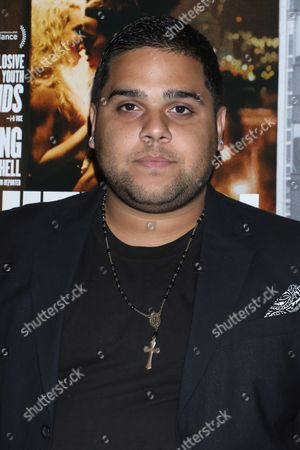 Stock Picture of Ralph Rodriguez