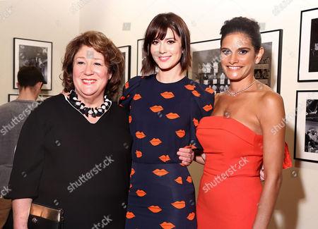 Margo Martindale, Mary Elizabeth Winstead, Ashley Dyke