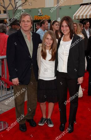 Douglas Wick, Lucy Fisher and daughter