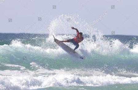 Stock Photo of Overall winner Shane Campbell from Australia