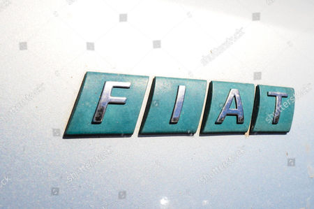 Stock Image of Automobile Fiat