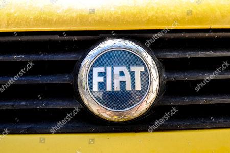 Stock Photo of Automobile Fiat