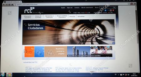 website of FCC