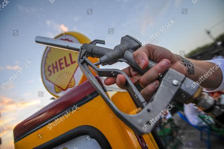 Logo of the Royal Dutch Shell