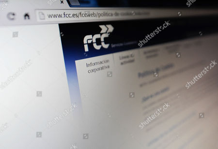 The website of FCC