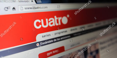 The website of Telecuatro