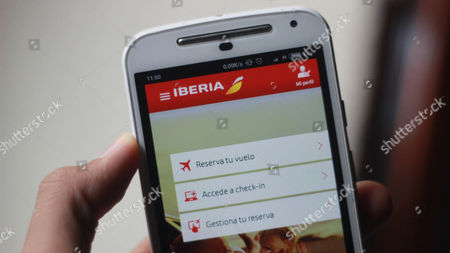The application of Iberia