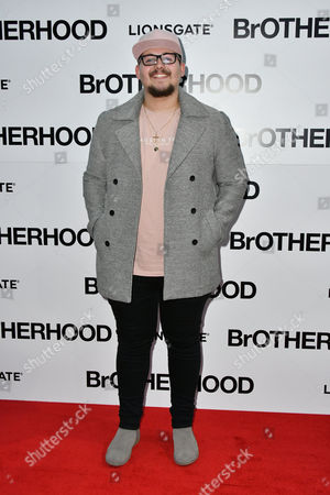 Editorial picture of 'Brotherhood' film premiere, London, UK - 23 Aug 2016